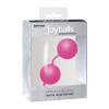 Joydivision Dupla gésagolyó - pink