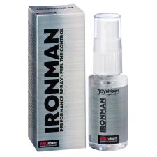 Joydivision Ironman - késleltető spray (30ml) vágyfokozó