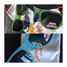 Junior Banz Chameleon színváltós gyermek napszemüveg kék/zöld 1 db
