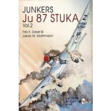 Junkers JU 87 Stuka – Jacob Maria Mathmann idegen nyelvű könyv