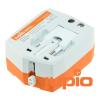 Jupio világutazó adapter külső akkumulátor, 2db USB, 6000mAh