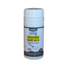 JutaVit Jutavit ascorbic acid 100% aszkorbinsav 160 g táplálékkiegészítő
