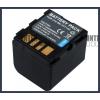 JVC GR-D640EX 7.4V 1500mAh utángyártott Lithium-Ion kamera/fényképezőgép akku/akkumulátor