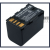 JVC GZ-HD30 7.4V 3000mAh utángyártott Lithium-Ion kamera/fényképezőgép akku/akkumulátor