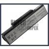 K72J Series 6600 mAh 9 cella fekete notebook/laptop akku/akkumulátor utángyártott