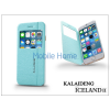 Kalaideng Apple iPhone 6 flipes tok - Kalaideng Iceland 2 Series View Cover - turquoise blue