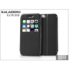 Kalaideng Apple iPhone 6 flipes tok - Kalaideng Sun Series View Cover - black
