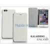 Kalaideng Apple iPhone 6 Plus flipes tok - Kalaideng Enland Series - white