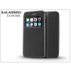 Kalaideng Apple iPhone 6 Plus flipes tok - Kalaideng Sun Series View Cover - black