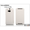 Kalaideng HTC One M8 flipes tok - Kalaideng Enland Series - white