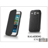 Kalaideng Samsung i8260 Galaxy Core flipes tok - Kalaideng Enland Series - black