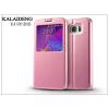 Kalaideng Samsung SM-N920 Galaxy Note 5 flipes tok - Kalaideng Sun Series View Cover - pink