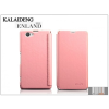 Kalaideng Sony Xperia Z1 Compact (D5503) flipes tok - Kalaideng Enland Series - pink