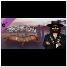 Kalypso Media Digital Tropico 4: Vigilante (PC - Steam Digitális termékkulcs) videójáték