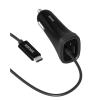Kanex USB-C szivargyújtós töltő