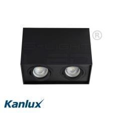 Kanlux GORD DLP 250-B lámpa GU10 kültéri világítás