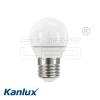 KANLUX IQ-LED G45 E27 5,5W-WW kis gömb