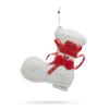 Karácsonyi dekor - akasztható - csizma