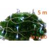 Karácsonyi LED világítás 5 m -hideg fehér, 50 dióda