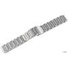karkötő Szemes szíj karkötő in ezüst, , flach, 18 mm