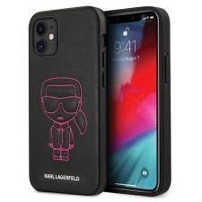 """Karl Lagerfeld KLHCP12SPCUIKPI 12 mini iPhone 5.4 """"pink / rózsaszín tok Karl Ikonik vázlata telefontok tok és táska"""