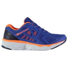 Karrimor gyerek futócipő - Karrimor Pace Run Childs Running Shoes Blue Navy Orang