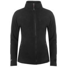 Karrimor női cipzáras polár pulóver - Karrimor Fleece Jacket Black