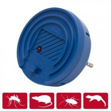 Kártevő és rovar riasztó variálható frekvenciával (55646) elektromos állatriasztó
