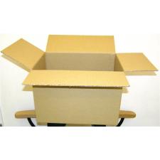 Kartondoboz 39,2x29,2x25 cm, 1/8 villanyszerelés