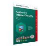 Kaspersky Internet Security 2017 5PC Multidevice (5 User, 1 Year) KL1941XCEFR