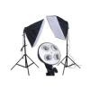Kathay 50x70cm folyamatos fényű lámpa Softboxban