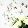 KaticaMatrica.hu 3D Élethű pillangó csomag - Áttetsző Fehér