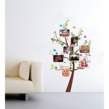 KaticaMatrica.hu A család kis fája -Színes matrica csomag tapéta, díszléc és más dekoráció