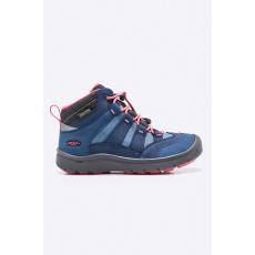 Keen - Gyerek cipő Hikeport Mid - acélkék