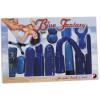 Kék fantázia - vibrátoros készlet (12 részes)