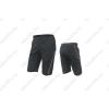 KELLYS Lara női rövid nadrág kivehető betétes, fekete, S-es