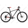 """KELLYS Spider 10 Black 2018 29"""" MTB kerékpár 3x8 fok. Altus váltó, hidr. tárcsafék, SR villa, 19,5"""""""