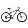 """KELLYS Spider 10 Green 2018 27,5"""" MTB kerékpár 24 fok. Altus váltó, hidr. tárcsafék, SR villa, 19,5"""""""