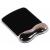 Kensington Duo Gel Mouse Pads fekete-szürke