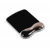 Kensington DuoGel egéralátét géltöltésű csuklótámasszal, szürke/fekete