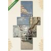 Képáruház.hu Claude Monet: Hotel Trouville-nél (1870)(125x70 cm, S02 Többrészes Vászonkép)