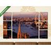Képáruház.hu Londoni látkép(135x80 cm, W01 Többrészes Vászonkép)