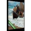 Képáruház.hu Peder Severin Kroyer: Halászok hazatérése 2.(20x30 cm, vászonkép)