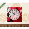 Képáruház.hu Vászonkép óra, Premium Kollekció: Londons traffic(25x25 cm, C01)