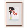 """. Képkeret, műanyag, 21x29,7 cm,  """"New  Lifestyle"""" bronz"""
