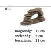 Kerámia M011 átúszó kicsi I.