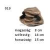 Kerámia M019 hörcsögbujkáló sarok
