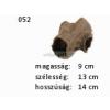 Kerámia M052 faág 4 lyukas