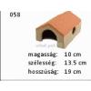 Kerámia M058 parasztház kicsi