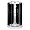 Kerra Mia 80 hidromasszázs zuhanykabin 80x80x235 cm